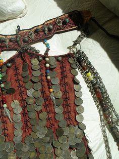 Egyptian Bedouin Veil.