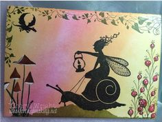 Septembers challenge with Lavina Stamps
