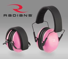 Affordable pink range gear from Radians. Click for a review.