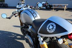 Triumph Thruxton By ACD