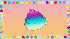 rainbow poo by ~XxSMARSxX on deviantART