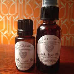 Ist Chakra Oil Breathe Deep and Restore your by EarthHouseOils, $12.00