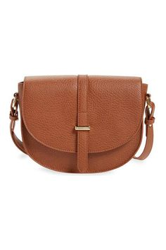 10 Fabulous Fall Bags: BP. Faux Leather Saddle Crossbody