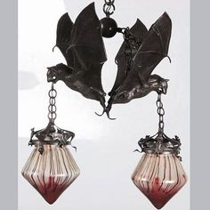 Beserk's photo. Bat Lamp