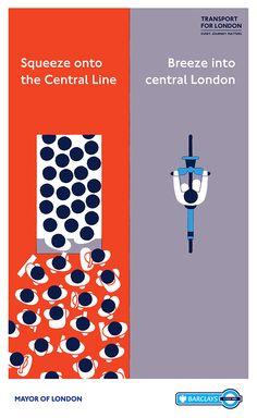 Transport for London // Ryan Todd on Behance