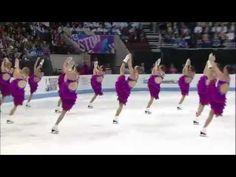 World Synchronized Skating Championships 2013 Free Skating United States of America 1 (Haydenettes)