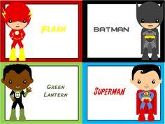 9 Best Images of Free Printable Name Labels Superhero - Free Printable Superhero Labels, Superhero Name Tags Printable Free and Superhero Name Tags Baby Superhero, Superhero Name Tags, Superhero Labels, Superhero Clipart, Batman Green Lantern, Party Labels, Party Printables, Batman Party, Baby Clip Art