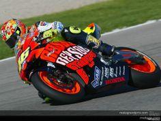 Les motos de Rossi: Honda RC211V Valentino Rossi 2003 Fin de Saison
