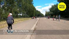 Cycling in London - EP.7 - When I cycled with a friend (part 1) - YouTube Cycling In London, Hyde Park, Venice, Friends, Youtube, Amigos, Boyfriends, Youtubers, Youtube Movies