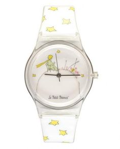 The Little Prince,  Le Petit Prince watch by Oysho