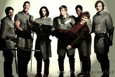 Best Merlin BBC pic in the history of ever <3