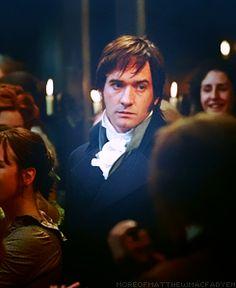 Mr. Darcy ~ Pride & Prejudice (Matthew MacFadyen)