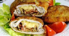 Kurczak w sosie z gorgonzoli / Chicken in Gorgonzola Sauce Gorgonzola Sauce, Tasty, Yummy Food, Fast Dinners, Polish Recipes, Food To Make, Dinner Recipes, Dinner Ideas, Pork