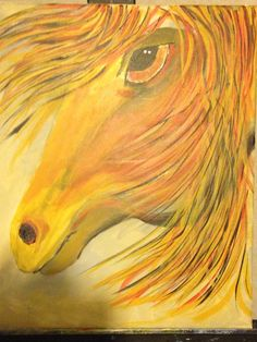 Angelo has awesome Spirit with his tremenous horse   #hartparty #paintnight hart Party