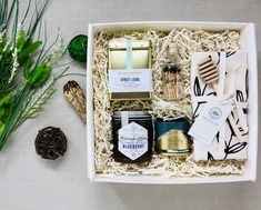 Welcome Gift Box! This is one of our best selling gift boxes especially for the holiday season so we have decided to keep this ready and available for shipment for the new upcoming season! Ways To Say Congratulations, Curated Gift Boxes, Client Gifts, Tea Gifts, Tea Box, Gifts For Office, Welcome Gifts, Gift Hampers, Gift Store