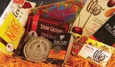 Organic Fair Trade Chocolate Love!
