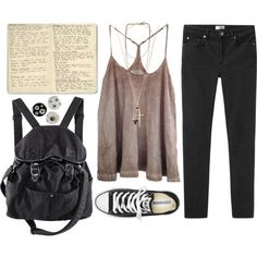 """""""back to school"""" by sofie-way on Polyvore"""