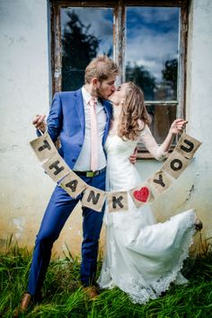 thank you rustic wedding session
