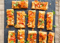 sweet potato tart with garlic chili oil - what's cooking good looking - a healthy, seasonal, tasty food and recipe journal