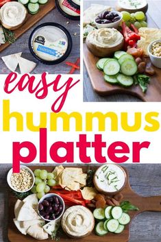 Take your entertaining to the Mediterranean with a tapas meze platter complete with hummus and other snacks to keep your guests happy! Tapas Platter, Hummus Platter, Snack Platter, Party Food Platters, Veggie Platters, Seafood Platter, Party Trays, Appetizers For A Crowd, Easy Appetizer Recipes
