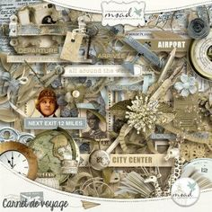 Carnet de voyage {free with purchase}[msad_collab_carnetdevoyage] - €6.99 : My Scrap Art Digital, Passion for Digital Scrapbooking