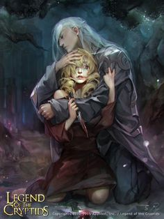 Artist: Unknown name aka zinnaDu - Title: Unknown - Card: Soul-Poisoned Rutika