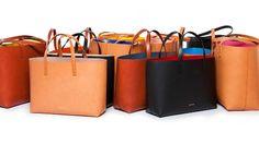 Mansur Gavriel: Das Handtaschen-Label überzeugt durch Minimalismus