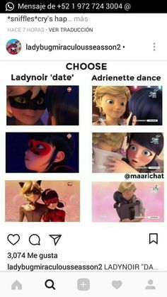 Ahhhh I DONT KNOWW Probably LadyNoir.