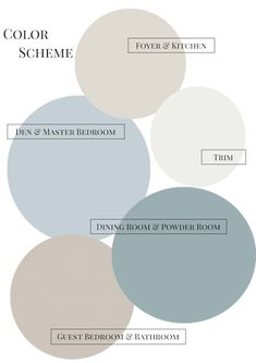 Color Scheming: Why I Chose a Home Color Scheme