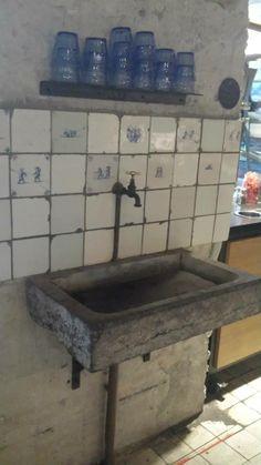 An old sink #Starbucks #TMOtrenddag