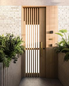Taking its cue from European cities, each apartment is connected directly to the street through a series of open air pathways leading from the front gate to the front door. Elegant material details and lush greenery offer changing vistas along the way, providing an unfolding sense of arrival.⠀ ⠀ Architecture by @freadmanwhite⠀ ⠀ Napier Street. Freadman White for Milieu.⠀ 15 Australian Homes in Fitzroy. Coming Soon.