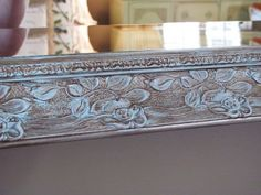 Savvy Southern Style: Mirror and Chest Projects