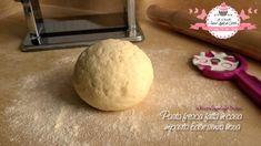 Pasta fresca fatta in casa senza uova