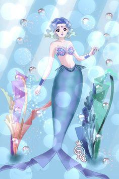 Mermaid by OpalKnights