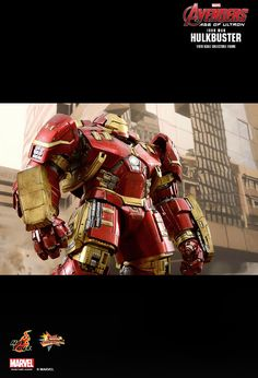 56245e0b6a16 Hot Toys   Avengers  Age of Ultron - Hulkbuster 1 6th scale Collectible  Figure