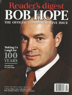 Readers Digest Bob Hope magazine