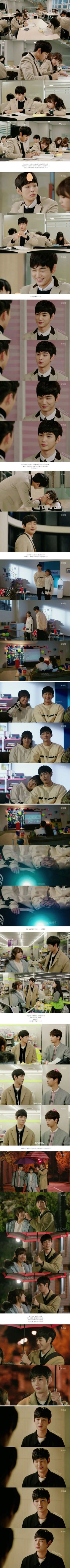 Added episode 11 captures for the Korean drama 'Cheeky Go Go'.