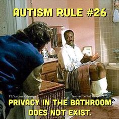 Even More Autism Rules  