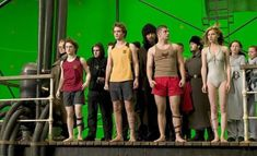 12 photos du tournage de Harry Potter et la Coupe de Feu inconnues du grand public
