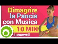 Allenamento Completo di Aerobica - 25 Minuti di Esercizi Cardio in Piedi per Dimagrire la Pancia - YouTube