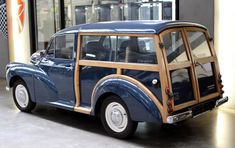Vintage Cars Morris Minor 1000 Traveller , had a good one and loved it just wanted more power that's all Morris Minor, Morris Traveller, Vintage Cars, Antique Cars, Automobile, Veteran Car, Woody Wagon, Shooting Brake, Small Cars