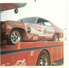 The Mongoose Funny Car