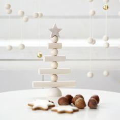 Aarikka - Christmas : Joulupuu table decoration