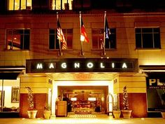 Magnolia - Houston - October