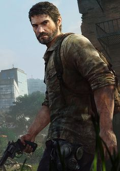 # Hugh jackman as Joel for a Last of us movie Last Of Us, Larp, The Lest Of Us, This Is Us Movie, Survival, Video Game Characters, Fictional Characters, Of Wallpaper, School Games