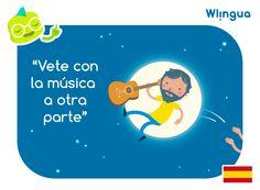 #LearnSpanish with Wlingua!  ES: Rechazar a alguien cuando no nos interesa lo que dice o hace. EN: Take your business elsewhere!
