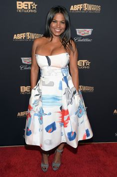 Nia Long Photos - Actress Nia Long attends the 2016 ABFF Awards: A Celebration Of Hollywood at The Beverly Hilton Hotel on February 2016 in Beverly Hills, California. - 2016 ABFF Awards: A Celebration of Hollywood - Arrivals Nia Long, Daily Fashion, Fashion News, Aeropostale, Meagan Good, Black Actresses, Hollywood Actresses, Nordstrom, Ebony Beauty
