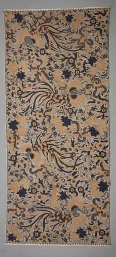Skirt panel (kain panjang) Textile Art 6a4901596b