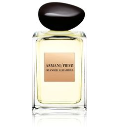 Armani Prive Oranger Alhambra EdT (2008). Top notes: lemon, bitter orange, petitgrain and bergamot; middle notes: rosemary, jasmine and marjoram; base notes: patchouli and oakmoss (100 ml, $115.00) #fragrance #bergamot #petitgrain #lemon #bitter_orange #armani