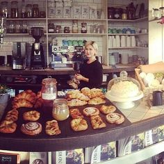 The Proud Archivist Coffee Shop in London ~ Serving Caravan coffee by the canal, the Proud Archivist is airy, sunny and delightful.